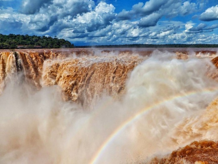 Vacation of a lifetime Iguazu Falls Argentina